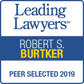 Leading Lawyers Robert S. Burtker