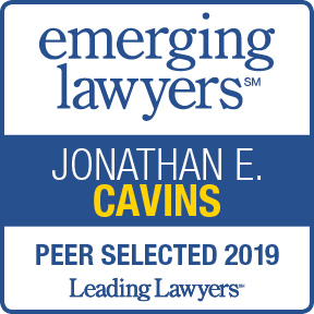 Leading Lawyers Jonathan E. Cavins